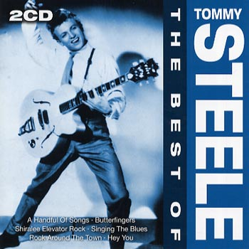 Steele Tommy - The best of (2cd)(CD)