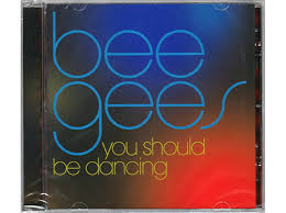 Beegees - You should be dancing (CD)