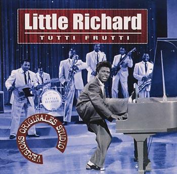 Richard Little -Tutti frutti (Collection)(CD)