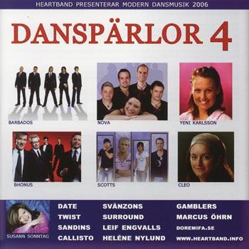 Danspärlor 4 (CD)
