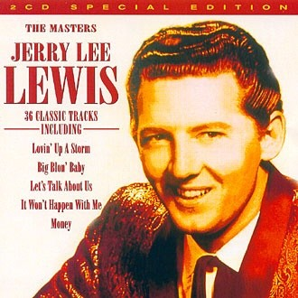 Lewis Jerry Lee - The masters 36 classics tracks (2cd)(CD)