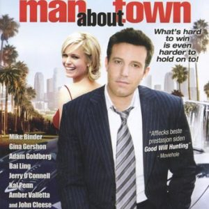 Man about town (DVD)