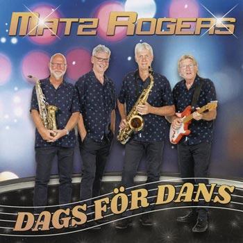 Matz Rogers -Dags för dans (CD)