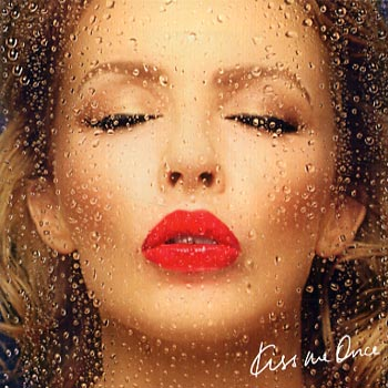 Minoque Kylie - Kiss me once (CD)