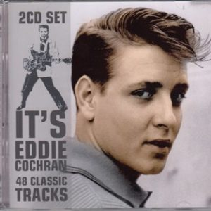 Cochran Eddie – Its Eddie Cochran (2cd)(CD)