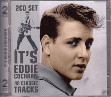 Cochran Eddie - Its Eddie Cochran (2cd)(CD)