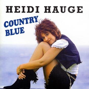 Hauge Heidi -Country blue (CD)
