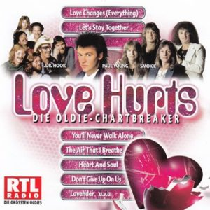 Love Hurts (CD)