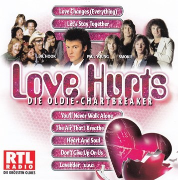 Love Hurts (CD)
