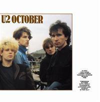U2 -October (CD)