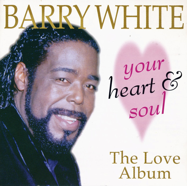 White Barry - Your heart and soul (CD)