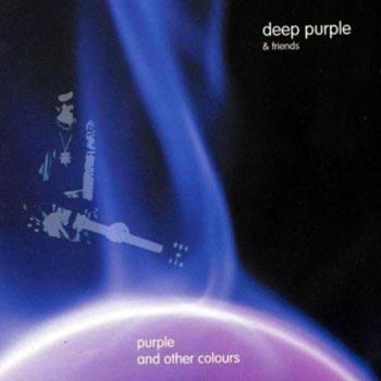 Deep Purple &Friends -Purple & other colours (2cd)(CD)