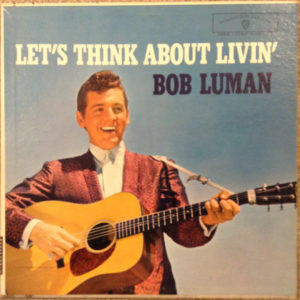 Luman Bob – Lets think about Livin (CD)