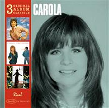 Carola -Original album classics 1984-93 (3cd)(CD)