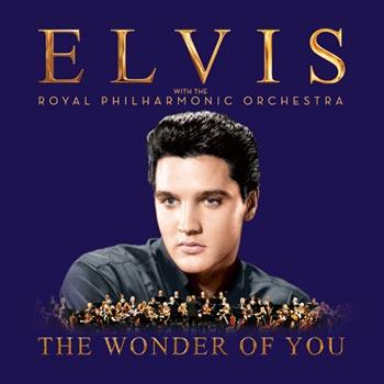 Presley Elvis - The wonder of you (CD)