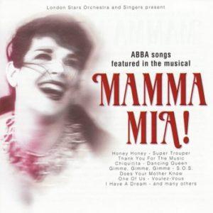 Abba songs in the musical Mamma Mia (CD)