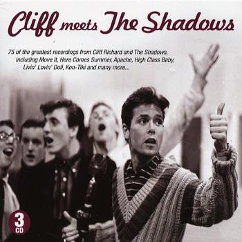 Richard Cliff -Meets The Shadows (60's) (3cd)(CD)