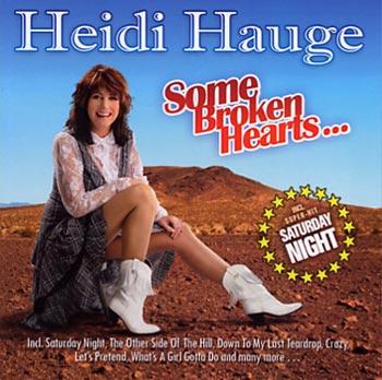 Hauge Heidi -Some broken hearts (CD)
