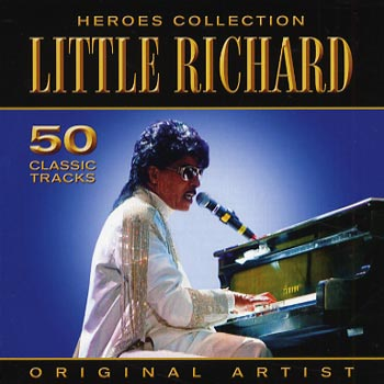 Richard Little -Heroes collection (2cd)(CD)