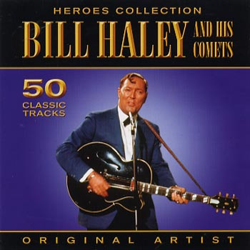 Haley Bill - Heroes Collection 50 classic tracks (2cd)(CD)