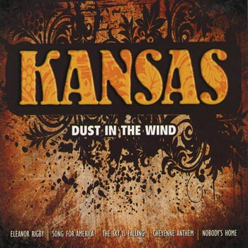 Kansas - Dust in the wind (CD)