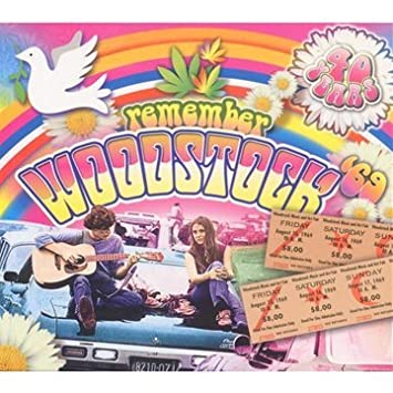 Remember Woodstock 1969(CD)