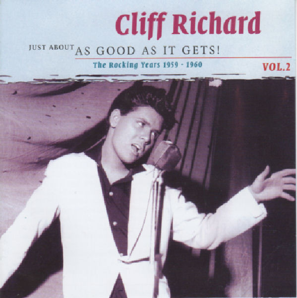 Richard Cliff - As good as it gets! (2cd)(CD)