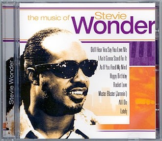 Wonder Stevie - Music of Stevie Wonder (CD)