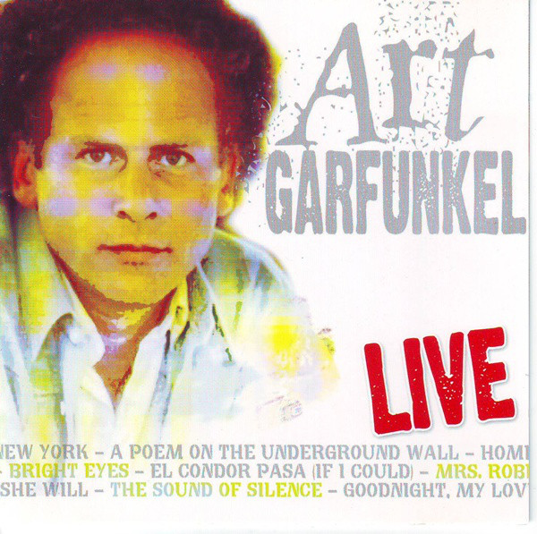 Garfunkel Art  - Live (CD)
