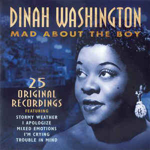 Washington Dinah - Mad about the boy (CD)