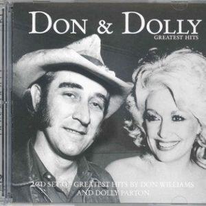 Don (Williams) & Dolly (Parton) – Greatest hits (CD)