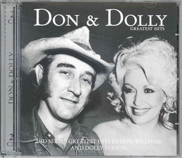 Don (Williams) & Dolly (Parton) - Greatest hits (CD)