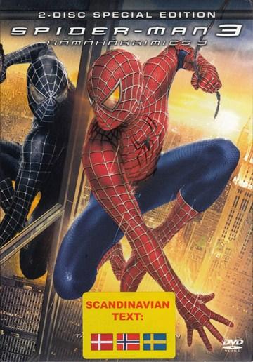 Spiderman 3 (DVD)