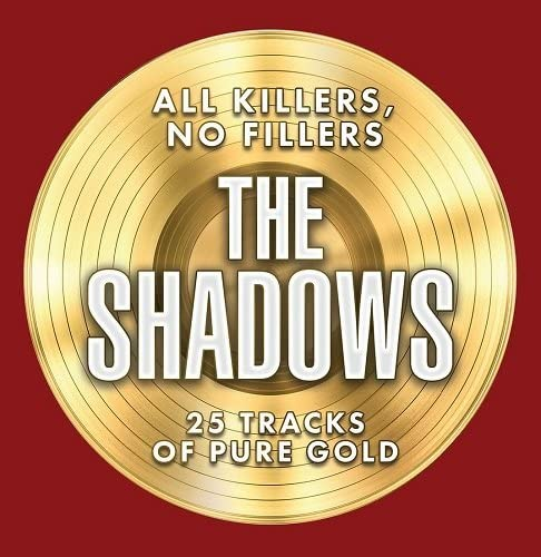 Shadows - All killers no fillers (CD)