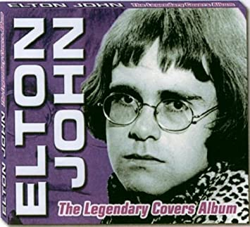 John Elton - The legendary covers album (CD)