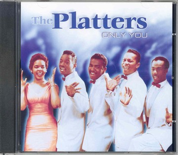 Platters - Only You (CD)