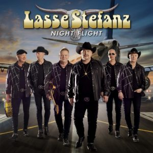 Lasse Stefanz –	Night flight (CD)