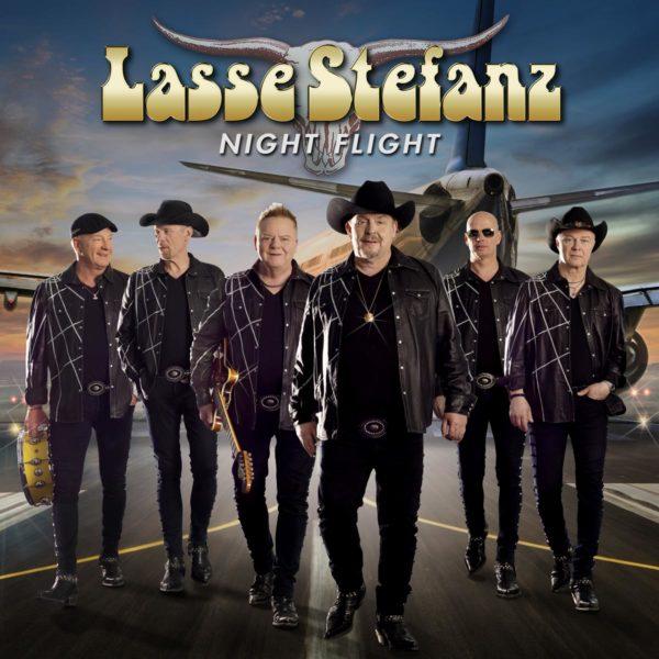Lasse Stefanz -Night flight (CD)