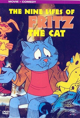 The Nine lifes of Fritz the Cat(DVD)
