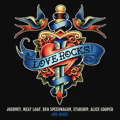 Love Rocks ! (CD)