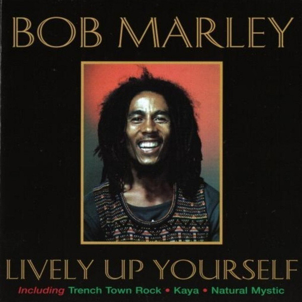 Marley Bob - Lively up yourself (CD)
