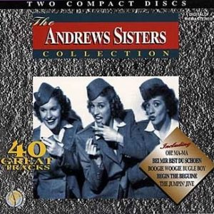 Andrews Sisters – Collection 40 great tracks (2cd)(CD)