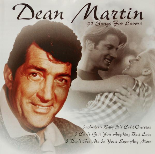 Martin Dean -32 songs for lovers (CD)