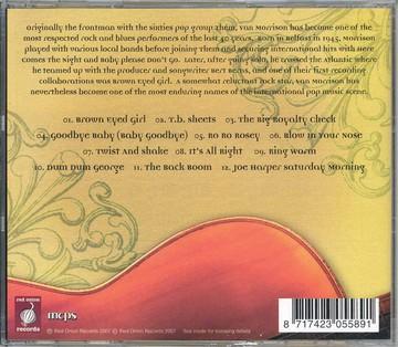 Morrison Van -Brown eyed girl (CD)