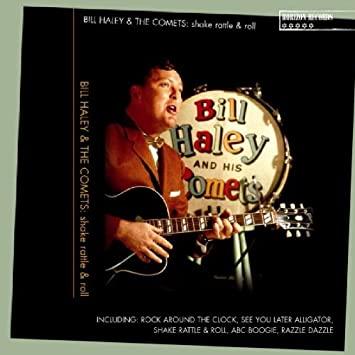 Haley Bill -Shake rattle roll (CD)