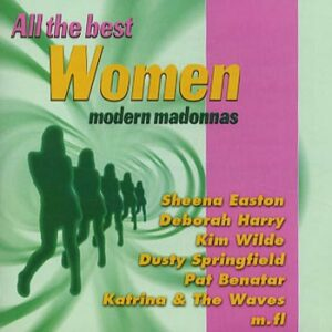 All The Best Women (CD)