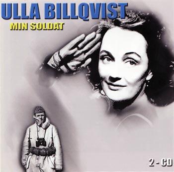Billqvist Ulla - Min soldat (2cd)(CD)