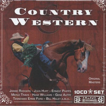 Country & Western / Original Masters (10cd(CD)