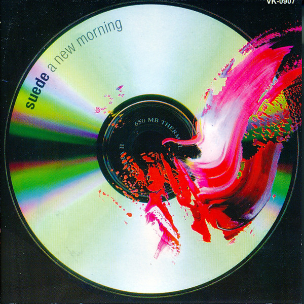 Suede - A New morning (CD)