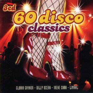 60 Disco Classics (3cd)(CD)